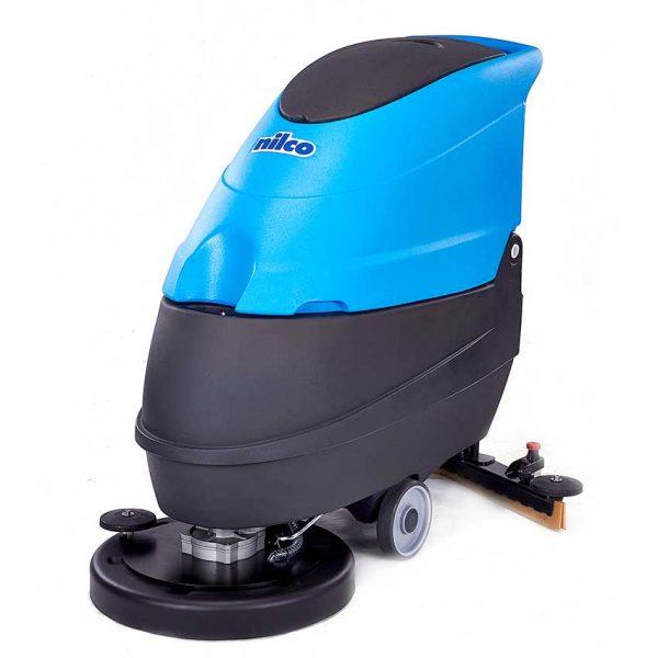Nilco Indigo 450E Pro Zemin Yıkama ve Bakım Makinesi