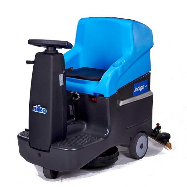 Nilco Indigo BR750 Binilebilir Zemin Yıkama ve Bakım Makinesi
