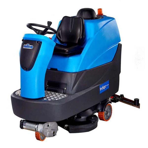 Nilco Indigo BRX2048 Binilebilir Zemin Yıkama ve Bakım Makinesi