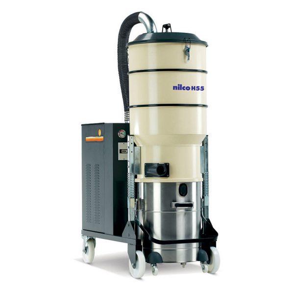 Nilco H55 Endüstriyel Vakum Makinesi