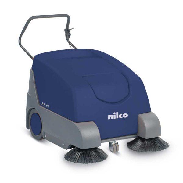 Nilco KS95 Yol Süpürücü