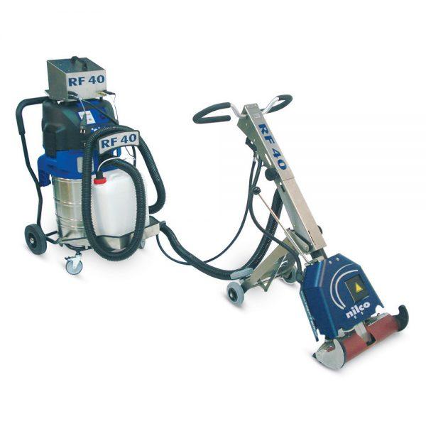 Nilco RF40 Yürüyen Merdiven Temizleme Makinesi