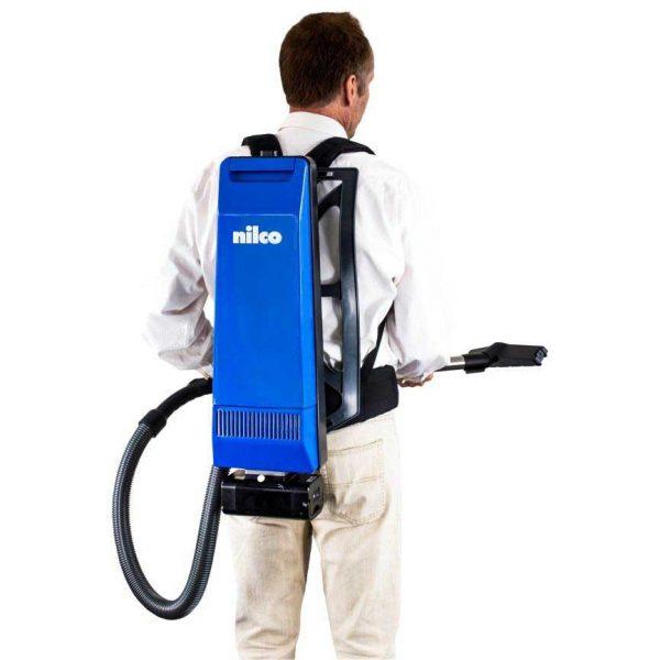 Nilco RS17-A Bataryalı Sırt Vakum Makinesi